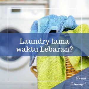 laundry lebaran